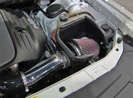 2013 dodge challenger cold air intake 2009 dodge challenger r t gets enhanced performance with k n air