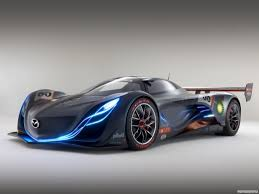 mazda cars for futuristic mazda car ipad hd wallpaper