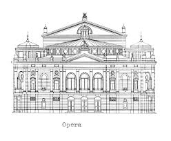 Symmetrical House Plans Theatre Database Theatre Architecture Database Projects