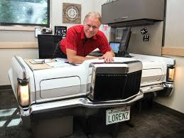 Car Office Desk Clark From Boat Cars To Car Desks The Spokesman Review