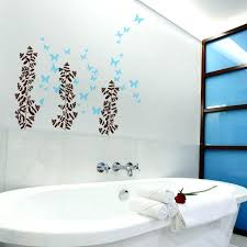 wall ideas guest bathroom wall decor ideas bathroom wall decor