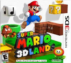 amazon super mario 3d land video games