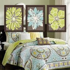 Top  Best Bedroom Pictures Ideas On Pinterest White Bedroom - Flower designs for bedroom walls