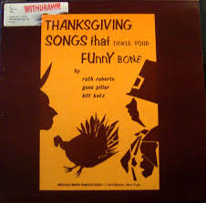 way out wednesday thanksgiving songs that tickle your funnybone