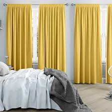 Yellow Curtain Decadent Gold Or Bright Yellow Curtains 2go