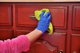 Best Way To Clean Kitchen Floor by Cleaning Kitchen Cabinets Akioz Com