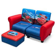 canape enfant cars delta children canapé enfant cars sofa et pouf achat vente