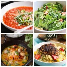 Free Dinner Ideas Week 2 Meal Plan No Gluten No Dairy No Sugar Weekly Meal