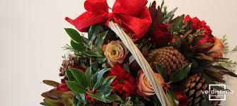 christmas floral arrangements christmas flower arrangements verdissimo
