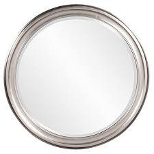 round bathroom mirrors amazon com