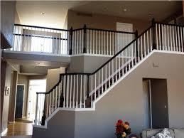 interior stair railing kits glass design contemporary house photo