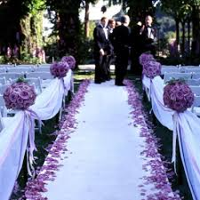 wedding ceremony decoration ideas wedding ceremony with petals the many ways to use