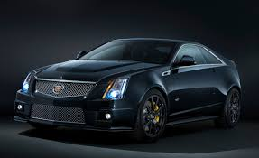 today u0027s new cars tomorrow u0027s collectibles cadillac cts v coupe
