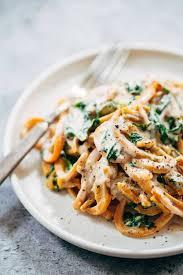 comment cuisiner patate douce spaghettis de patate douce quels spaghettis de légumes pour