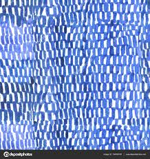 blue weave grid watercolor seamless pattern japanese traditional
