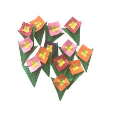 Pocket Origami - a simple origami pocket posy origami expressions