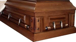 casket for sale slightly used casket for sale revealed as out of joke