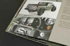jeep brute filson filson jeep brochure printed on mohawk superfine 平面设计 欣赏
