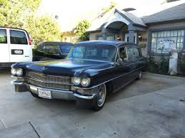 hearse for sale 1963 cadillac hearse for sale photos technical specifications