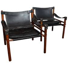 mid century chair mid century pair of arne norell