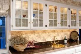 How To Distress White Kitchen Cabinets How To Make Oak Cabinets Look Like French Country Home Guides