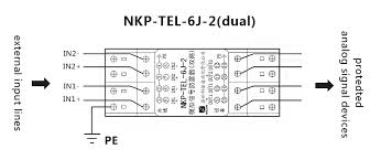 analog signal surge protective devices spd for data sampling 2