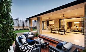 display homes interior nine one display homes perth dale alcock outdoor entertaining