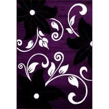 Black And Purple Area Rugs Purple Gray And Black Rugs Purple Area Rugs Pinterest Black Rug