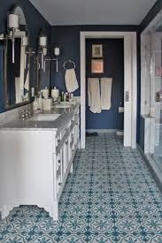 Black Bathroom Tiles Ideas 30 Bathroom Floor Mosaic Tile Ideas