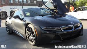 bmw i8 gold bmw i8 walkaround gold coast concours youtube