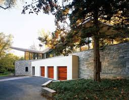 10 captivating wooden contemporary residential garage plans three wood garage doors