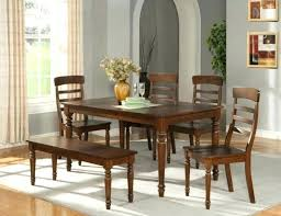 dining table modern dining table seats 6 sets with bench small