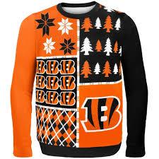 cincinnati bengals sweaters