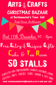 and lastly our christmas arts u0026 crafts pop up bazaars at the town