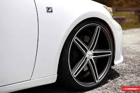 lexus is 350 tires vossen wheels lexus is vossen cv5