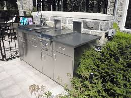 outdoor kitchen furniture stainless steel outdoor countertops custom