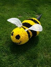 bumblebee pinata bumble bee birthday party ideas bee pinata bumble bee birthday