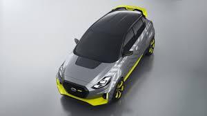 datsun datsun go live concept revealed at jakarta auto show