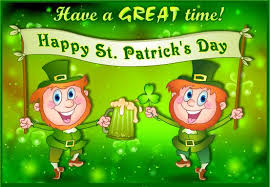 happy st patrick u0027s day 2017 greetings 123message wishes