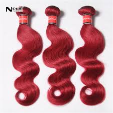 Light Burgundy Hair 7a 3 4 Pcs Burgundy Brazilian Hair Light Blonde Black Brazilian