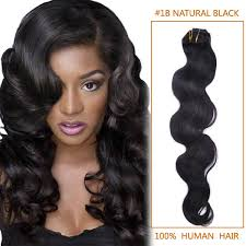 wave sew in inch 1b black wave indian remy hair wefts