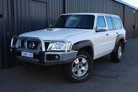 nissan patrol australia accessories 2007 nissan patrol gu 5 dx turbo diesel u2014 western australia
