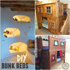 Plans For Making Bunk Beds by 1000 Ideas About Toddler Magnificent Bunk Beds For Kids Plans