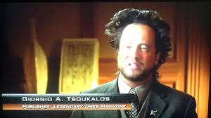 Giorgio A Tsoukalos Meme - giorgio tsoukalos on ancient assonauts youtube