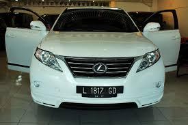 lexus indonesia lexus rx 270 std 2012 sedulur motor