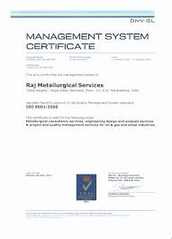 quality management raj metallurgical services