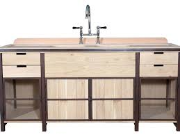 Free Standing Sink Kitchen Amazing Kitchen Sinks Stand Alone Sink Cabinet Free Standing At