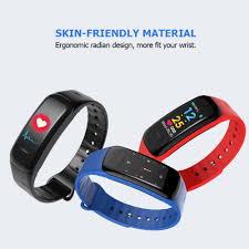 heart rate monitoring bracelet images Alangduo smart heart rate monitor bracelet jpg