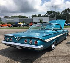 1961 chevy impala classic car pinterest chevy impala
