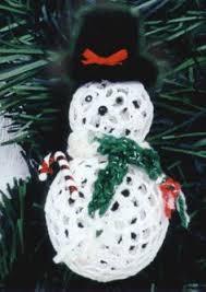 fan ornament crochet pattern